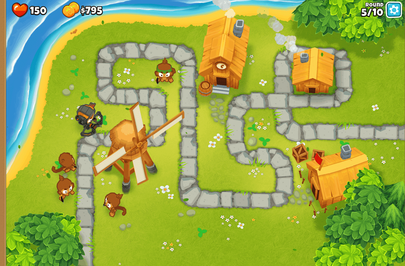 Bloons Tower Defence 6