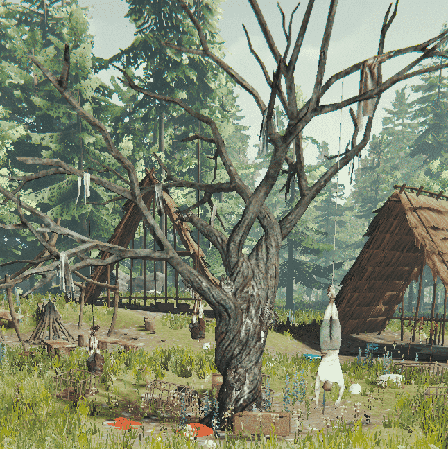 How to Get EVERY weapon in the Forest