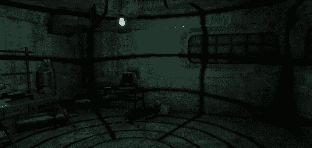 Compounds Shelter with terminal to get the sentry bot in fallout 4