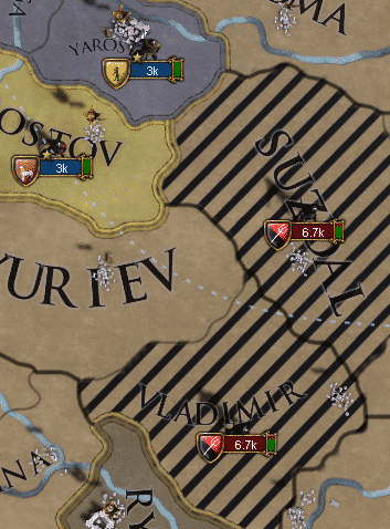 Rebels conquering provinces tip 1 for Top 5 Tips and Tricks for Beginners in Europa Universalis