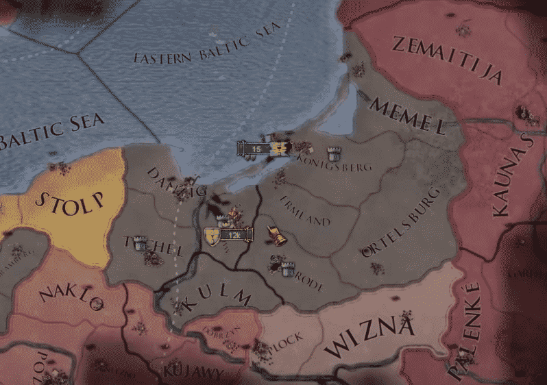 eu4 Sweden guide attack Teutonic Knights