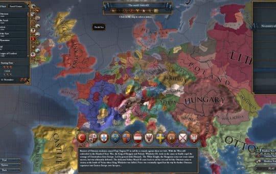 Europa Universalis 4 Starting Moves Guide